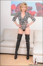 Lady Sonia - Leather boots mature (Thumb 02)
