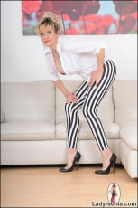 Lady Sonia - Striped leggings (Thumb 02)