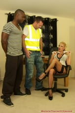 Michelle Thorne - Michelle Office Threesome (Thumb 02)