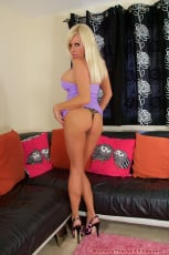 Michelle Thorne - Purple Dress Blowjob (Thumb 03)