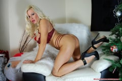 Michelle Thorne -  Christmas Anal Toying (Thumb 02)