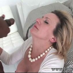 Lady Sonia in 'Lady Sonia' Black cock milking (Thumbnail 9)