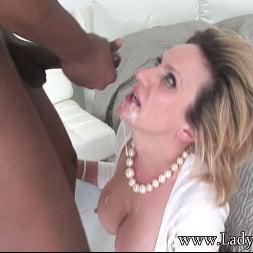 Lady Sonia in 'Lady Sonia' Black cock milking (Thumbnail 14)