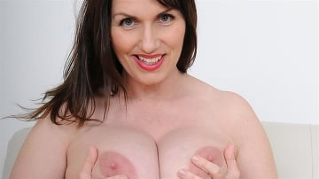 Josephine James - Brunette mature