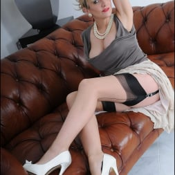 Lady Sonia in 'Lady Sonia' Busty nylons mature (Thumbnail 1)