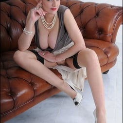 Lady Sonia in 'Lady Sonia' Busty nylons mature (Thumbnail 2)
