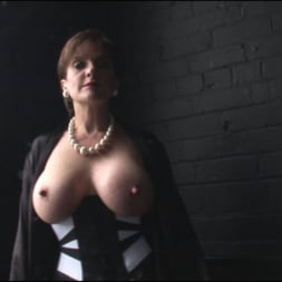 Lady Sonia in 'Lady Sonia' Corset wife toying (Thumbnail 2)