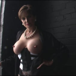 Lady Sonia in 'Lady Sonia' Corset wife toying (Thumbnail 3)