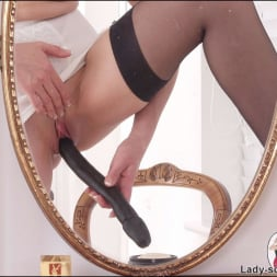 Lady Sonia in 'Lady Sonia' Girdle and nylons (Thumbnail 9)