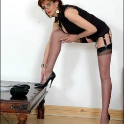 Lady Sonia in 'Lady Sonia' Hot stockings milf (Thumbnail 8)