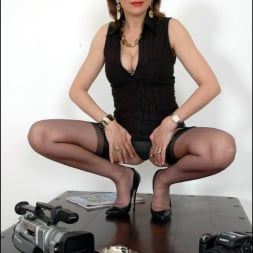 Lady Sonia in 'Lady Sonia' Hot stockings milf (Thumbnail 14)