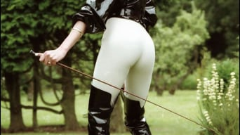 Lady Sonia in 'Jodhpurs dominatrix'