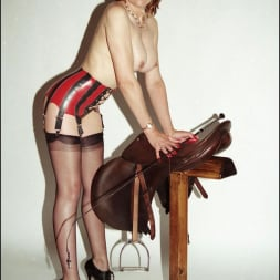 Lady Sonia in 'Lady Sonia' Latex and nylons (Thumbnail 2)