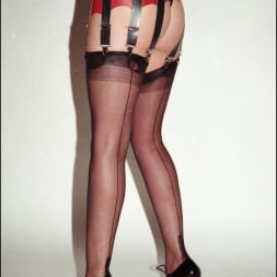 Lady Sonia in 'Lady Sonia' Latex and nylons (Thumbnail 11)
