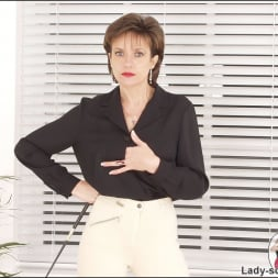 Lady Sonia in 'Lady Sonia' Leather thigh boots (Thumbnail 3)