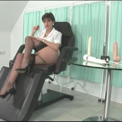 Lady Sonia in 'Lady Sonia' Leggy milf nurse (Thumbnail 4)