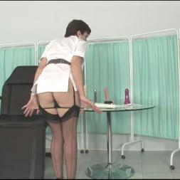 Lady Sonia in 'Lady Sonia' Leggy milf nurse (Thumbnail 6)