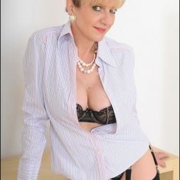 Lady Sonia in 'Lady Sonia' Lingerie and nylons (Thumbnail 3)