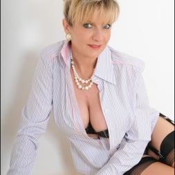 Lady Sonia in 'Lady Sonia' Lingerie and nylons (Thumbnail 6)