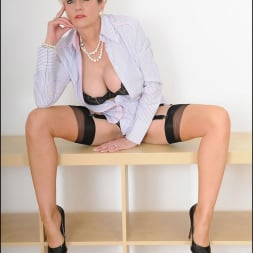Lady Sonia in 'Lady Sonia' Lingerie and nylons (Thumbnail 7)