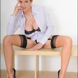 Lady Sonia in 'Lady Sonia' Lingerie and nylons (Thumbnail 8)
