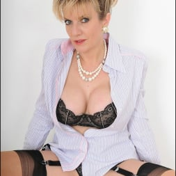 Lady Sonia in 'Lady Sonia' Lingerie and nylons (Thumbnail 9)