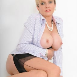 Lady Sonia in 'Lady Sonia' Lingerie and nylons (Thumbnail 11)