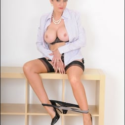 Lady Sonia in 'Lady Sonia' Lingerie and nylons (Thumbnail 15)