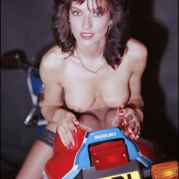 Lady Sonia in 'Lady Sonia' Motorbike retro milf (Thumbnail 4)