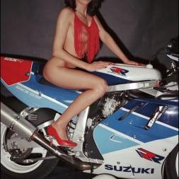 Lady Sonia in 'Lady Sonia' Motorbike retro milf (Thumbnail 10)