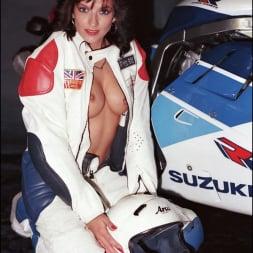 Lady Sonia in 'Lady Sonia' Motorbike retro milf (Thumbnail 13)