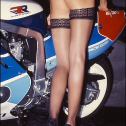 Lady Sonia in 'Lady Sonia' Motorbike retro milf (Thumbnail 15)