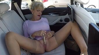 Lady Sonia in 'Nottingham Shopping Trip'