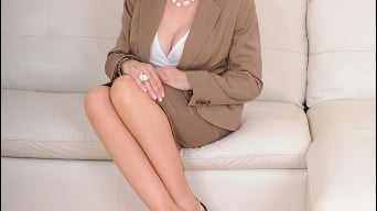 Lady Sonia in 'Older secretary'