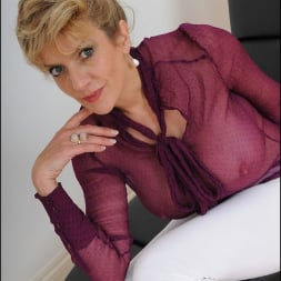 Lady Sonia in 'Lady Sonia' See thru blouse milf (Thumbnail 2)