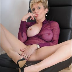 Lady Sonia in 'Lady Sonia' See thru blouse milf (Thumbnail 14)