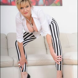 Lady Sonia in 'Lady Sonia' Striped leggings (Thumbnail 5)