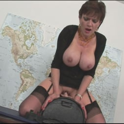 Lady Sonia in 'Lady Sonia' Sybian riding mature (Thumbnail 15)