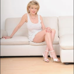 Lady Sonia in 'Lady Sonia' White panties milf (Thumbnail 1)