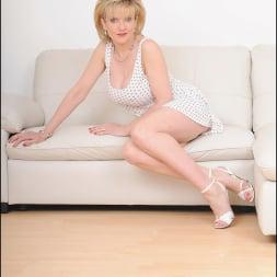 Lady Sonia in 'Lady Sonia' White panties milf (Thumbnail 2)