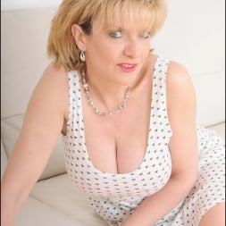 Lady Sonia in 'Lady Sonia' White panties milf (Thumbnail 3)