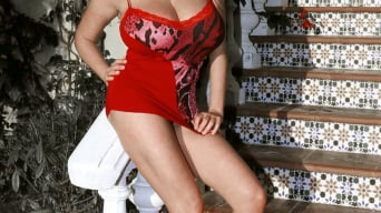 Linsey Dawn McKenzie in 'Costa Del Sol'