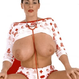 Linsey Dawn McKenzie in 'Linsey Dawn McKenzie' Let's Play Doctor (Thumbnail 5)