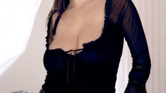 Linsey Dawn McKenzie in 'Long Cool Woman In A Black Dress'