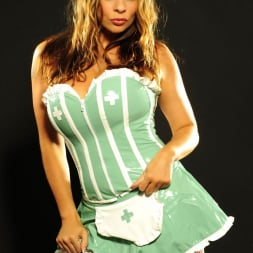 Linsey Dawn McKenzie in 'Linsey Dawn McKenzie' Naughty Latex Nurse (Thumbnail 1)