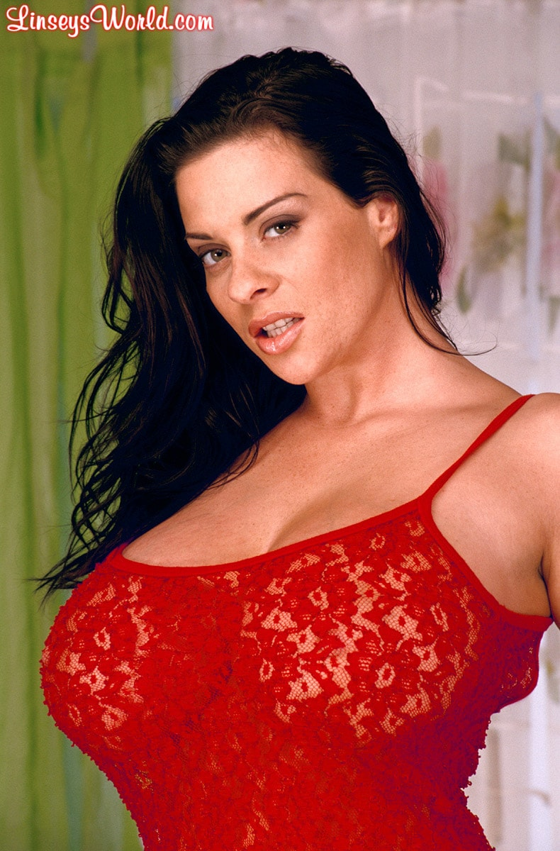 Linsey Dawn McKenzie 'Red Dynamo' starring Linsey Dawn McKenzie (Photo 1)