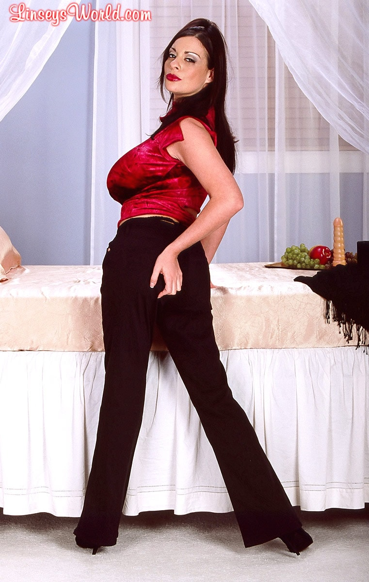 Linsey Dawn McKenzie 'Red Top' starring Linsey Dawn McKenzie (Photo 2)