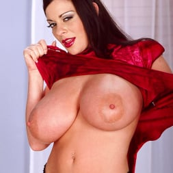 Linsey Dawn McKenzie in 'Linsey Dawn McKenzie' Red Top (Thumbnail 12)