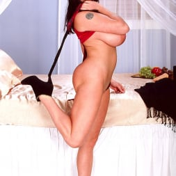 Linsey Dawn McKenzie in 'Linsey Dawn McKenzie' Red Top (Thumbnail 15)