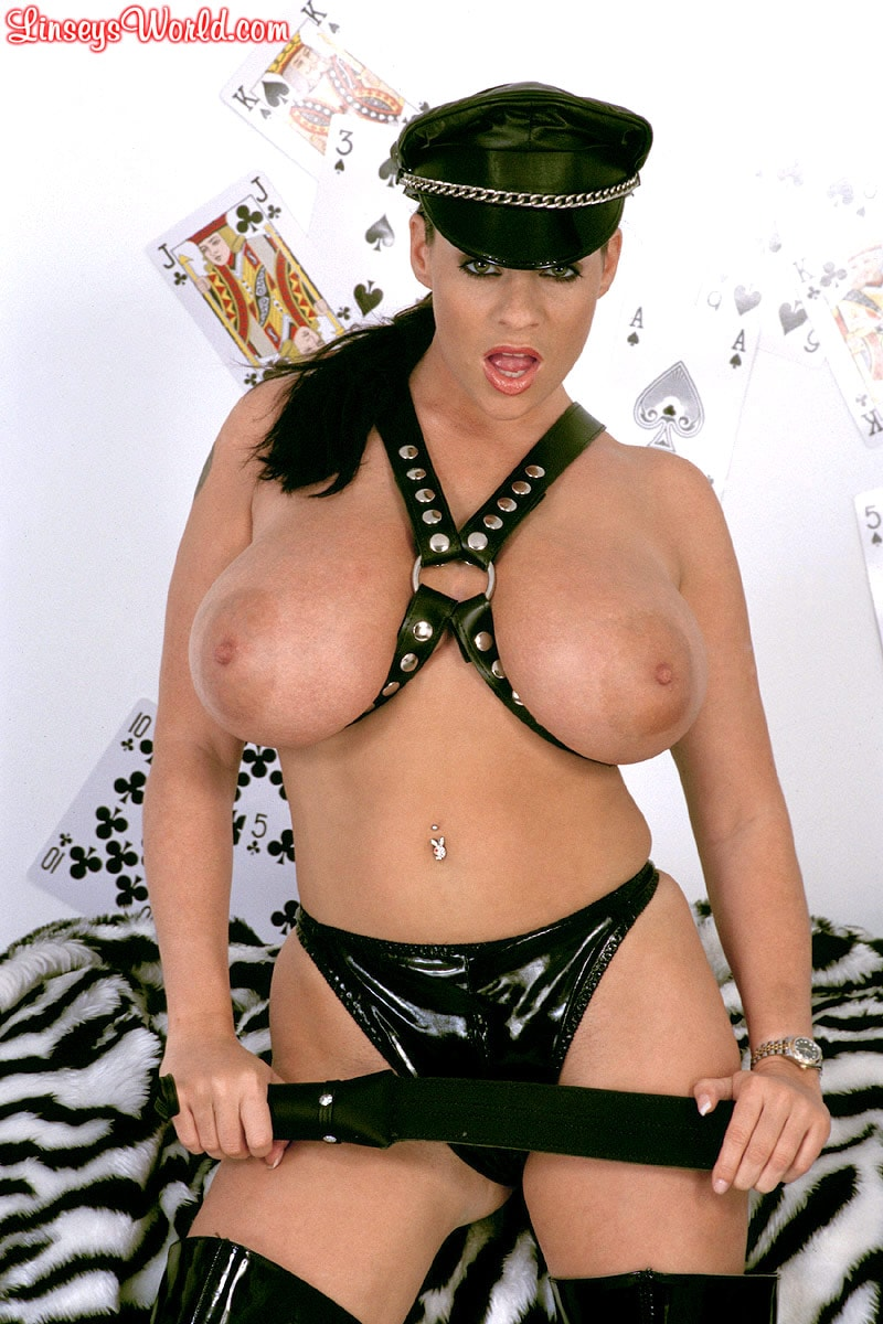 Linsey Dawn McKenzie 'Tough As Leather' starring Linsey Dawn McKenzie (Photo 1)